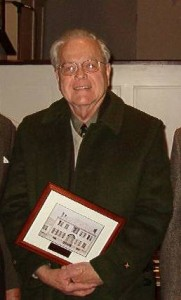 Bob Hale, 2003