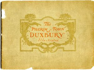 Cover of Book, The Pilgrim Town of Duxbury Illustrated