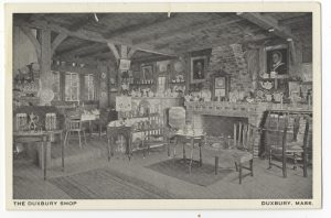 Interior image of a house shop, furnishings inside and full walls.